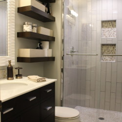 Reinventing a Master Bathroom