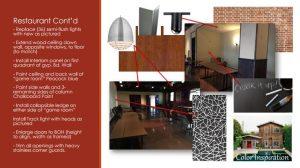 99 Hops House design board 2