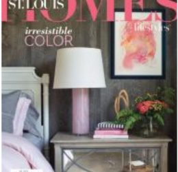 Press//St Louis Homes & Lifestyles Magazine
