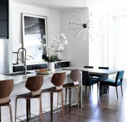 Urban Highrise Renovation//Modern Interior Design