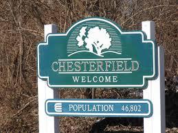 Chesterfield Interior Design Service Area
