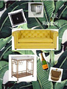 Martinique Design Board