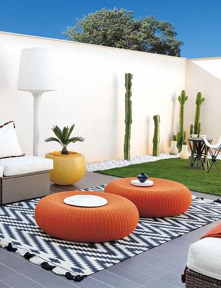 Mod Pod outdoor space