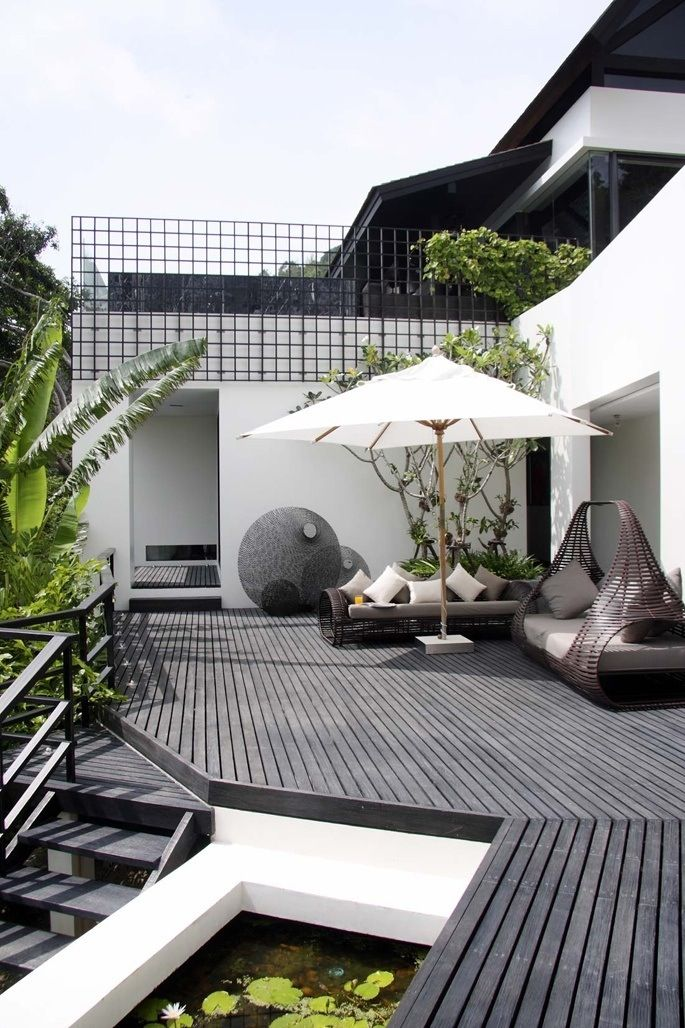 Small Space Big Design Inspired Outdoor Space Cure