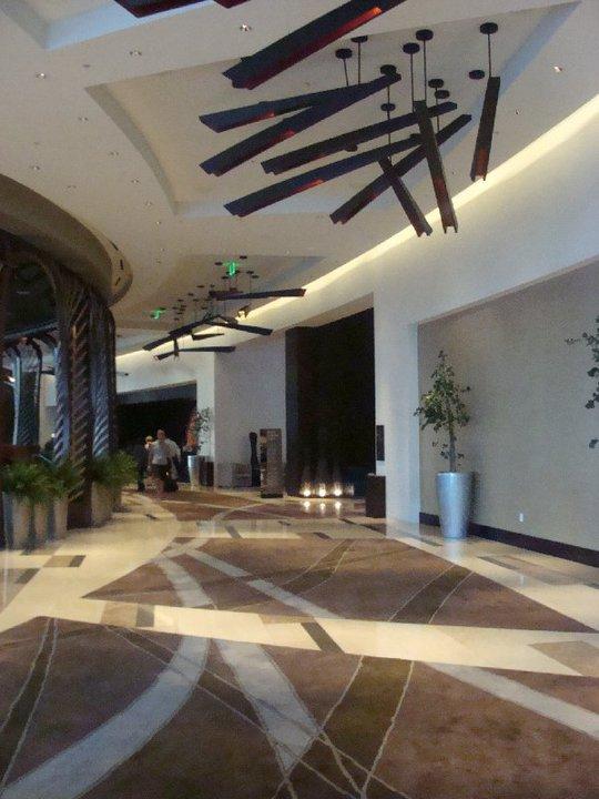 Foyer at the Vdara