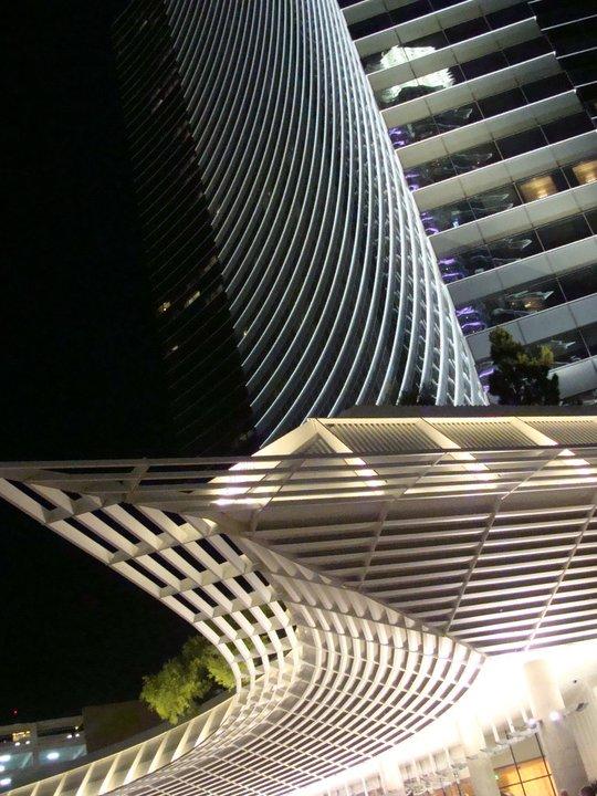Vegas Architecture CityCenter 2