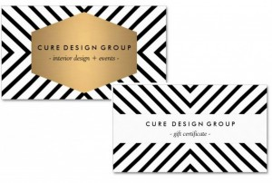 CURE gift certificate package cropped