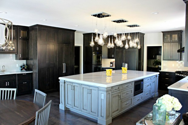 Brookhaven Remodel Kitchen Living Cure Design Group Cure Design Group