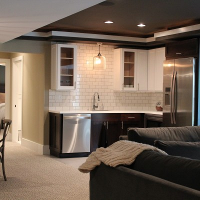 Basement Interior Design Gallery St Louiscure Design Group