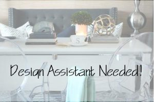 Career Opportunity Design Assistant Send Resume Today View Image Read Post